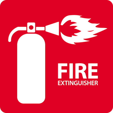 Fire safety logos clipart clip art library library Fire extinguisher free vector download (882 Free vector) for ... clip art library library