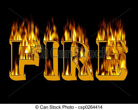 Fire text clipart clip library library Fire text Stock Illustrations. 11,329 Fire text clip art images and ... clip library library