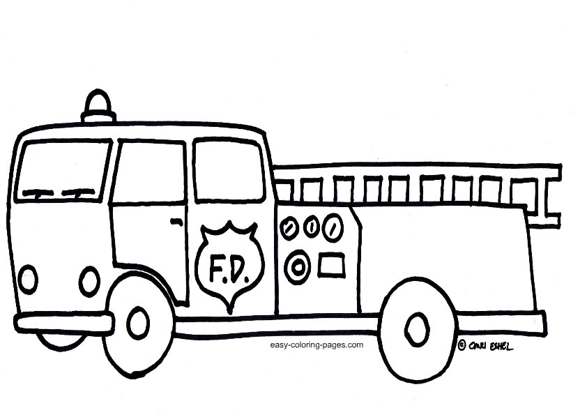 Fire truck clipart black white clip art transparent stock Fire Truck Black And White | Free download best Fire Truck Black And ... clip art transparent stock