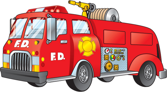 Clipart fire engine jpg black and white download Free Fire Truck Cliparts, Download Free Clip Art, Free Clip Art on ... jpg black and white download