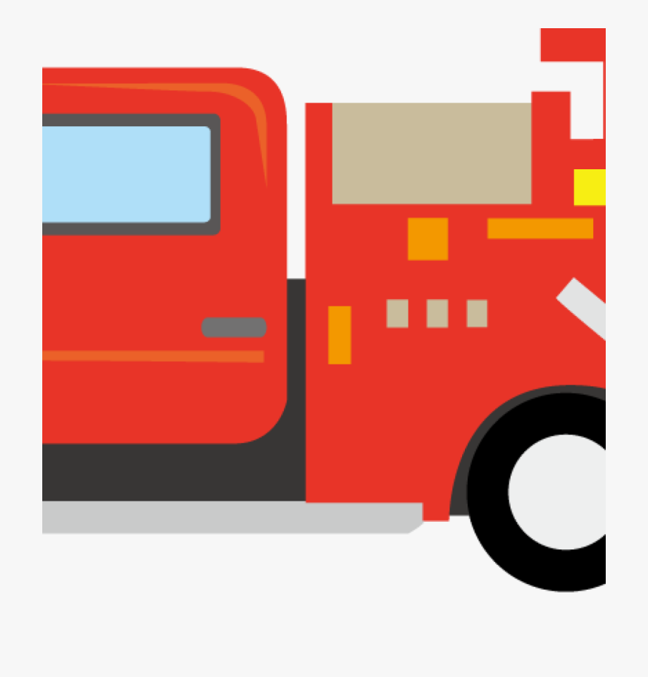 Fire truck clipart free image transparent stock Fire Truck Clipart Free - Fire Truck Clipart Png #330931 - Free ... image transparent stock