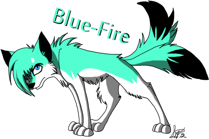 Fire wolf clipart picture free download Download Blue Fire By Flame Expression On Clipart Library - Fire ... picture free download