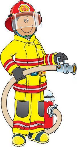 Firefighter clipart for kids clip art freeuse download Figuras de los oficios y profesiones - Sonia.3 U. - Picasa Web ... clip art freeuse download