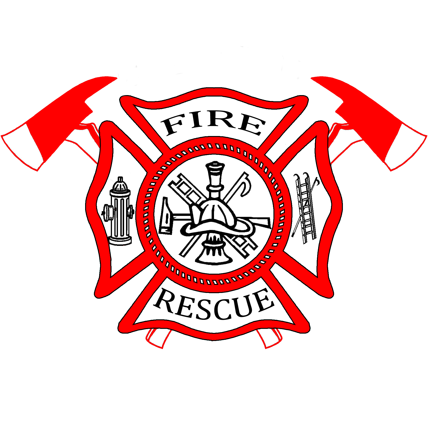 Fire Dept Symbol Image collections - meaning of text symbols jpg library stock