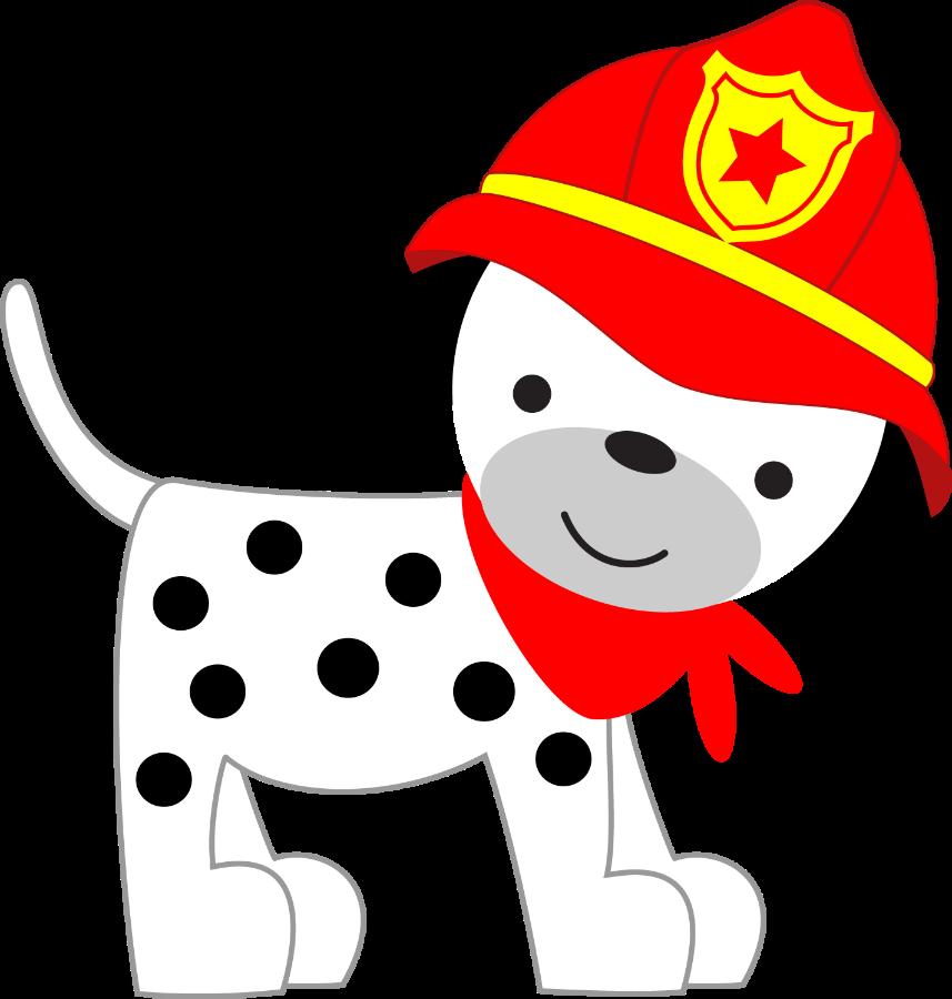 Fireman dog clipart svg royalty free library Bombeiros e Polícia - Minus | Clip Art (Fireman) | Pinterest | Fire ... svg royalty free library