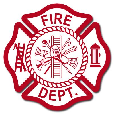 Free fire department logo clipart. Fireman silhouette use these