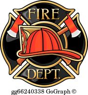 Clip art royalty gograph. Free fire department logo clipart