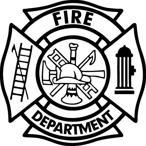 Firefighter emblem clipart graphic Maltese Cross Vector Art Free | emergency services clipart we have ... graphic