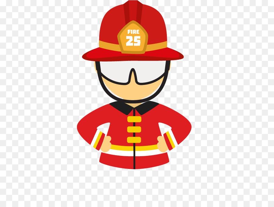Firefighter helmet clipart picture freeuse download Firefighter Clipart png download - 542*662 - Free Transparent ... picture freeuse download