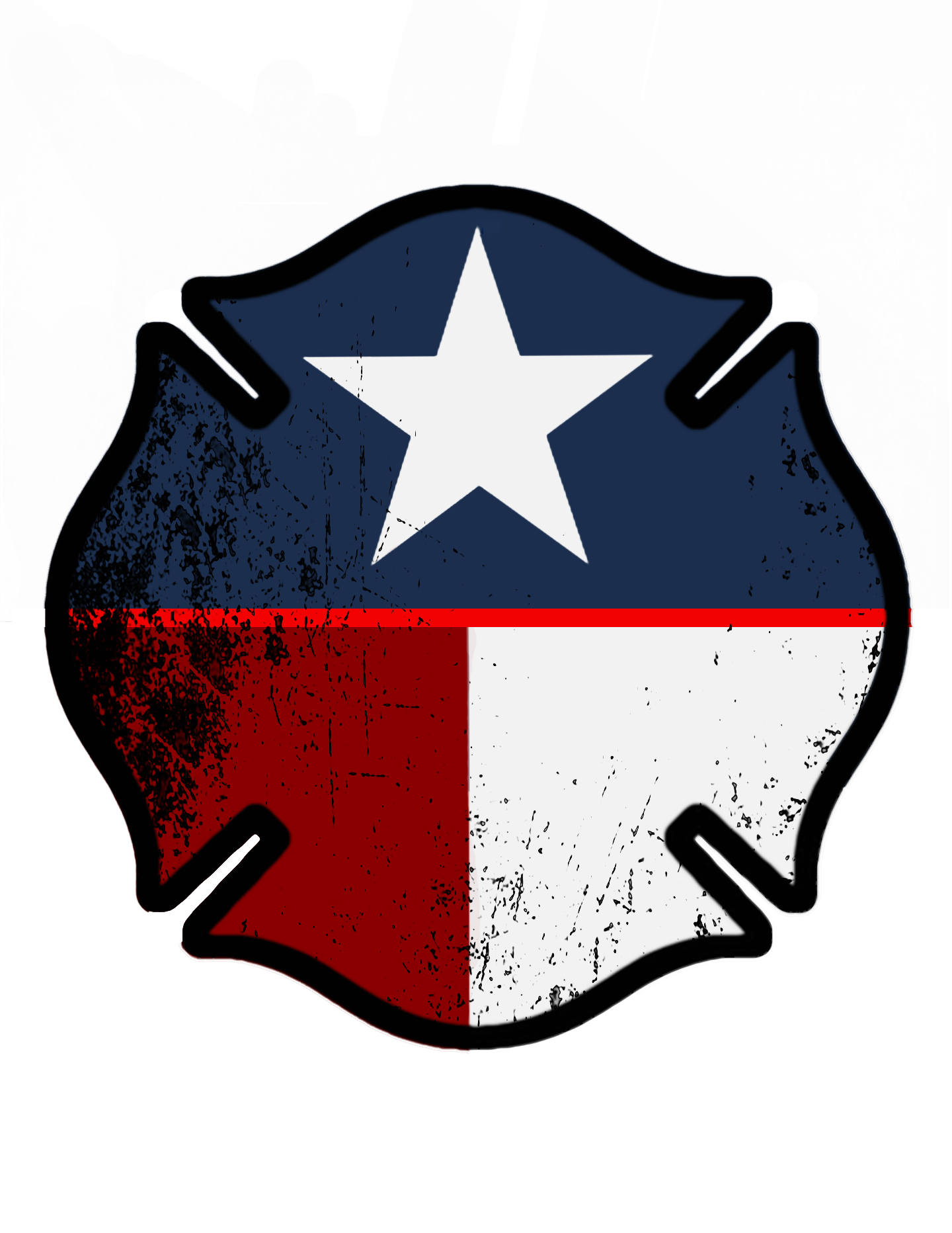 Firefighter kneeling at the cross clipart png freeuse library Texas Maltese Decal! | Products | Pinterest | Maltese and Products png freeuse library