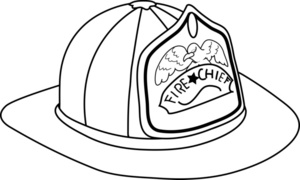 Firehelmet and hose clipart black and white clipart transparent Fire Hat Clipart | Free download best Fire Hat Clipart on ClipArtMag.com clipart transparent