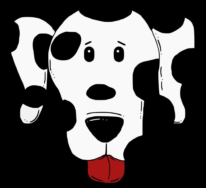 Firehouse dog clipart. Dalmation clip art cliparts