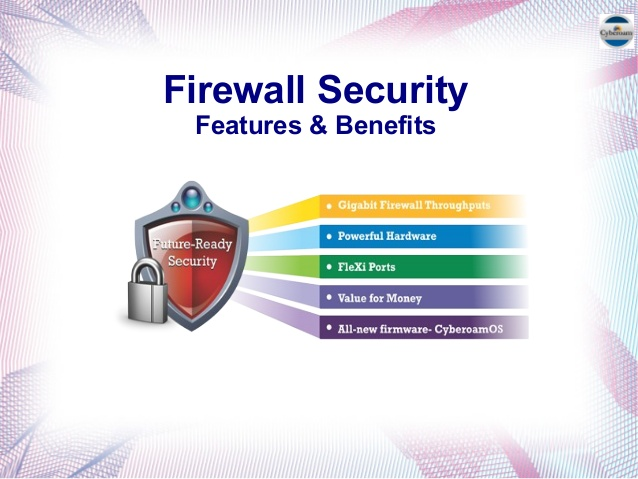 Firewall security banner library stock Firewalls Security – Features and Benefits banner library stock