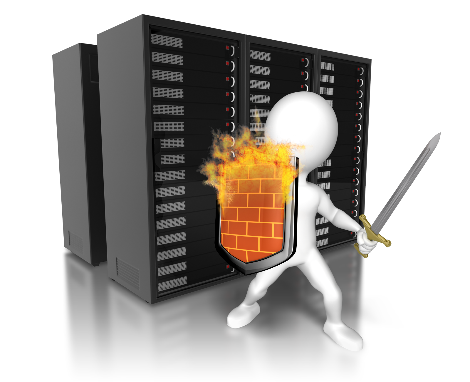 Firewall security png freeuse stock Windows: Windows Firewall Tidbits - The Smart Panda png freeuse stock