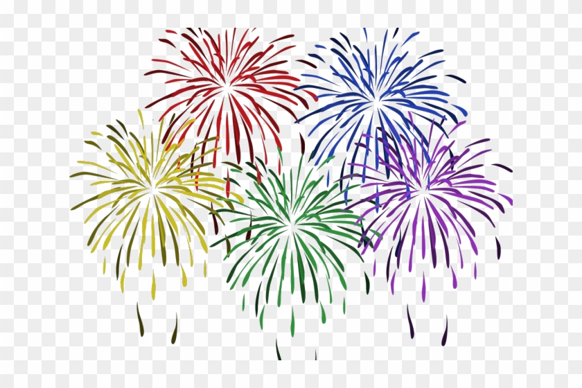 Fireworks transparency clipart picture black and white stock Clipart Png Firework - Fireworks Clipart Vector Fireworks Png ... picture black and white stock