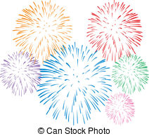 Fireworks background clipart banner royalty free Fireworks Stock Illustrations. 66,399 Fireworks clip art images and ... banner royalty free