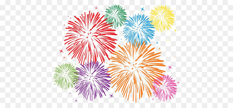 Fireworks background clipart clipart black and white stock Fireworks Background clipart - Fireworks, Illustration, Drawing ... clipart black and white stock