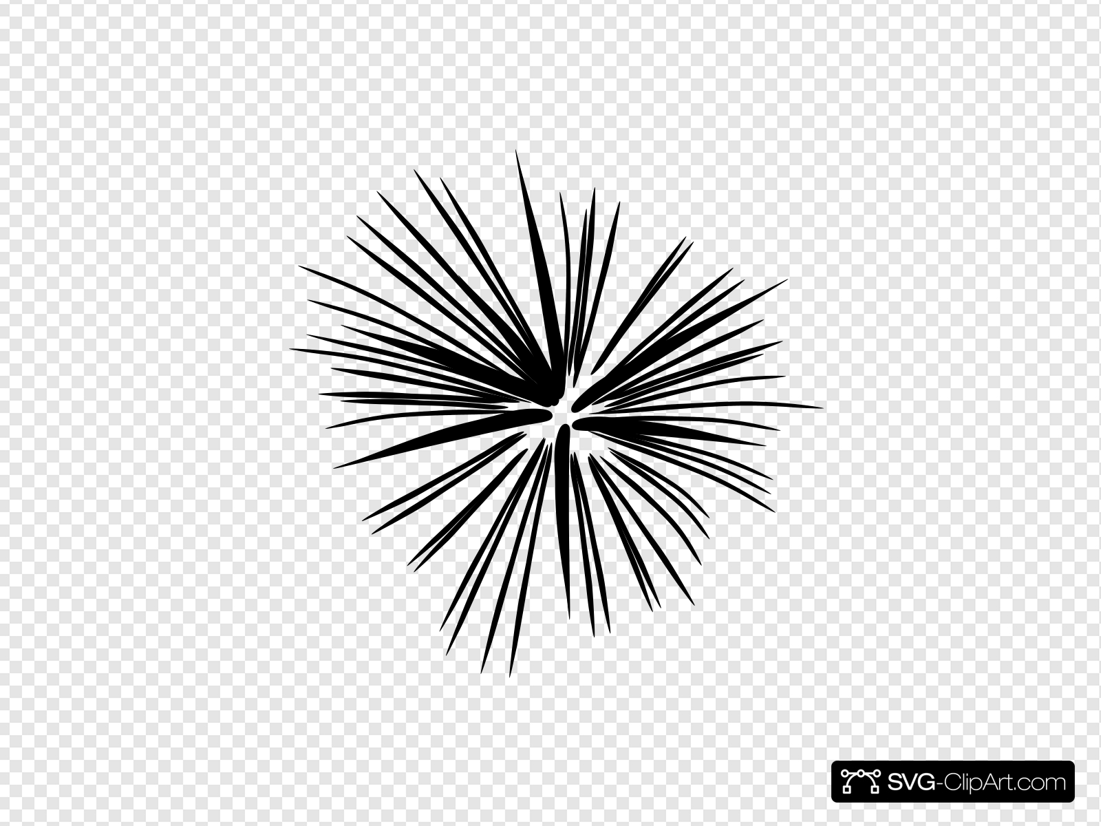 Fireworks black and white clipart royalty free download Black And White Fireworks Clip art, Icon and SVG - SVG Clipart royalty free download