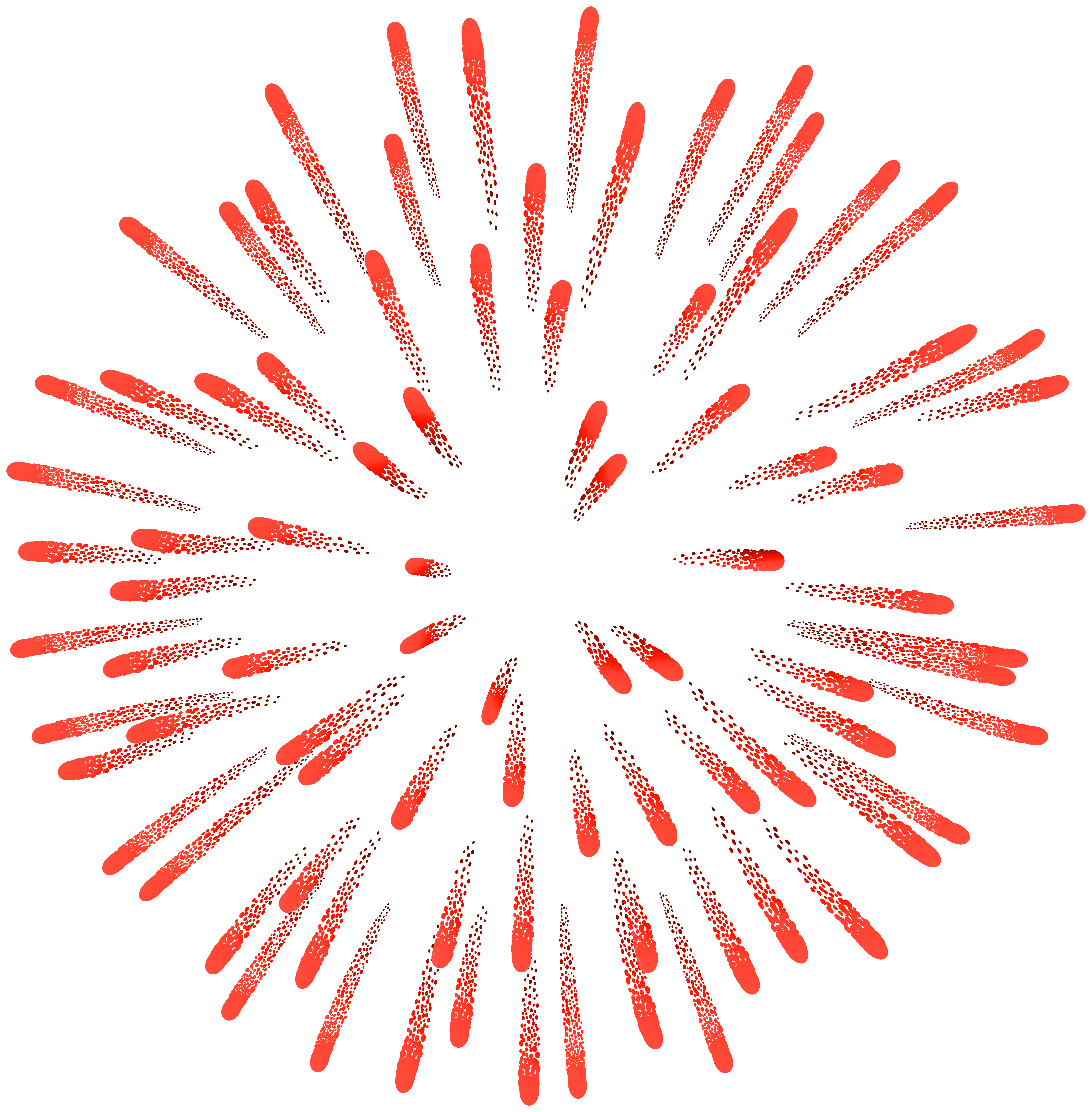 Fireworks heart clipart jpg free download Firework Red PNG Clip Art Image | Gallery Yopriceville - High ... jpg free download