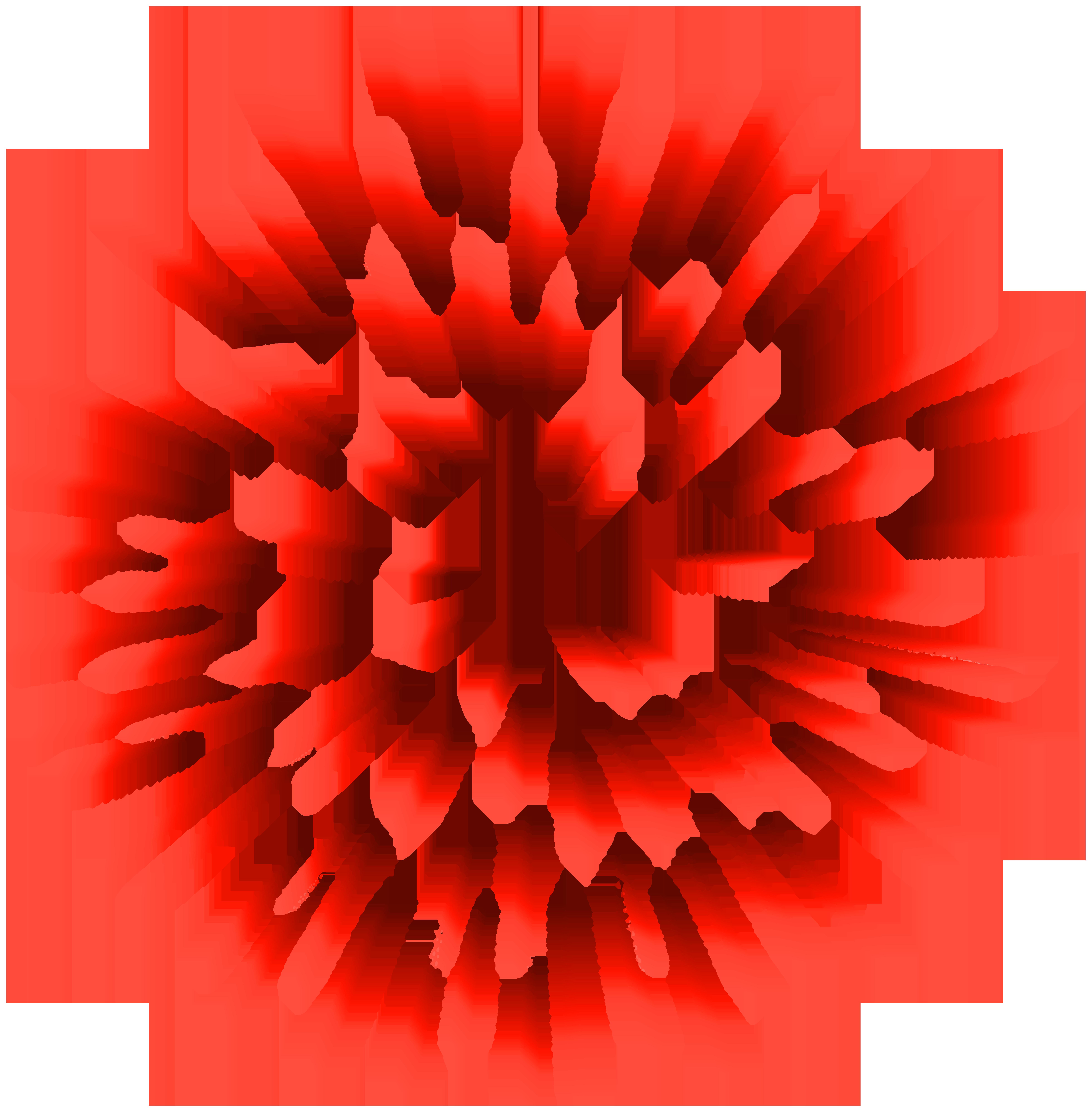Red png clip art. Firework star clipart