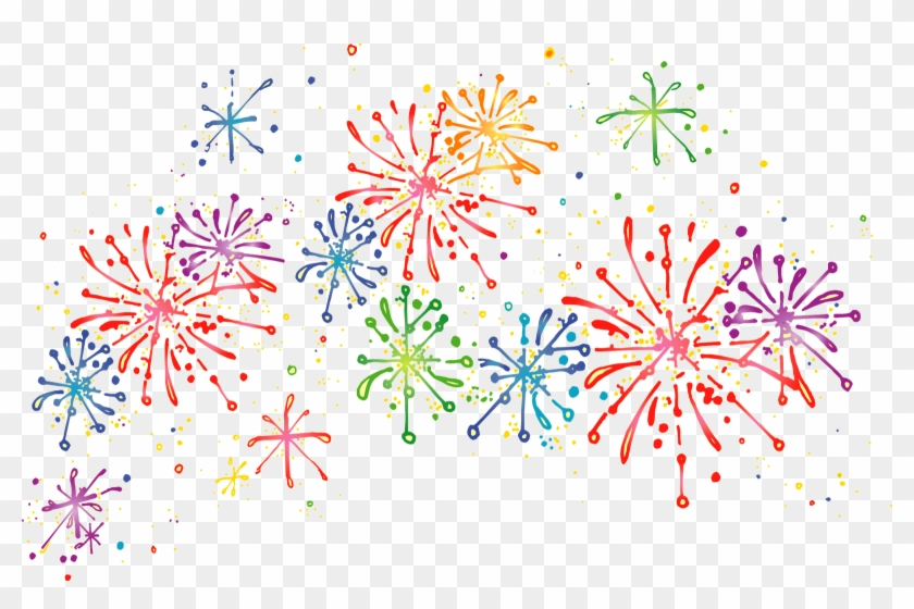Fireworks transparency clipart clip freeuse stock Firework - Fireworks Clipart Transparent Background, HD Png Download ... clip freeuse stock
