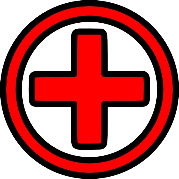 First aid symbol clipart free clip art freeuse stock First Aid Icon clip art Free vector in Open office drawing svg ... clip art freeuse stock