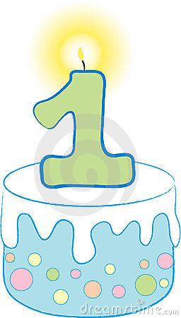 First birthday cake clipart banner library library 1st birthday cake clipart - ClipartFest banner library library