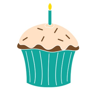 First birthday cupcake clipart clipart library download Birthday Cupcake Clipart & Birthday Cupcake Clip Art Images ... clipart library download