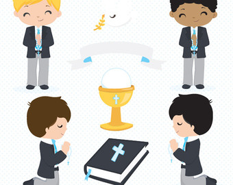 First communion boy clipart vector library library Communion Clipart | Free download best Communion Clipart on ... vector library library