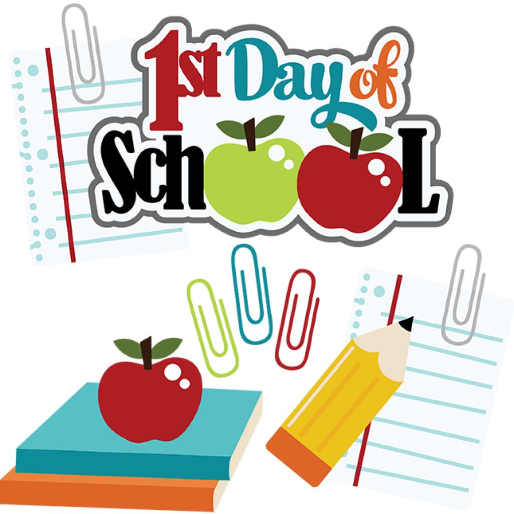 First day of school clipart image freeuse stock First Day Of Fall Clipart at GetDrawings.com | Free for personal use ... image freeuse stock