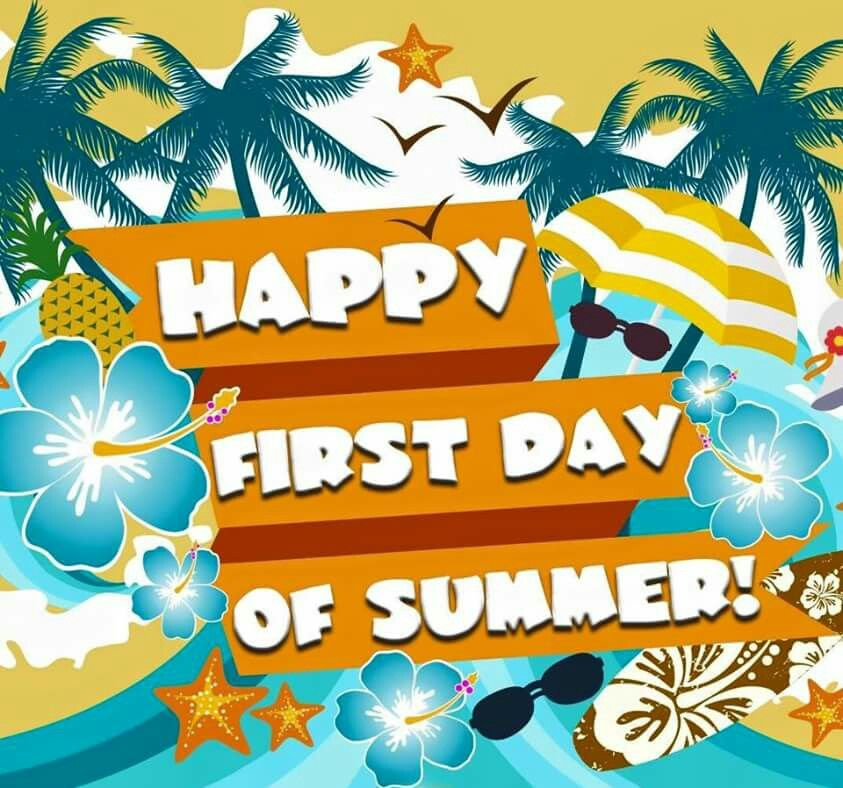 First day of summer clipart images graphic stock First Day Of Summer Clipart 17 - 843 X 788 - Making-The-Web.com graphic stock