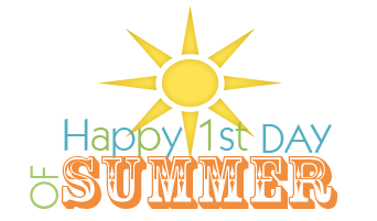 First day of summer free clipart clip art royalty free Happy 1st Day of Summer!! #summer #quotes #happy | Soooo I was ... clip art royalty free