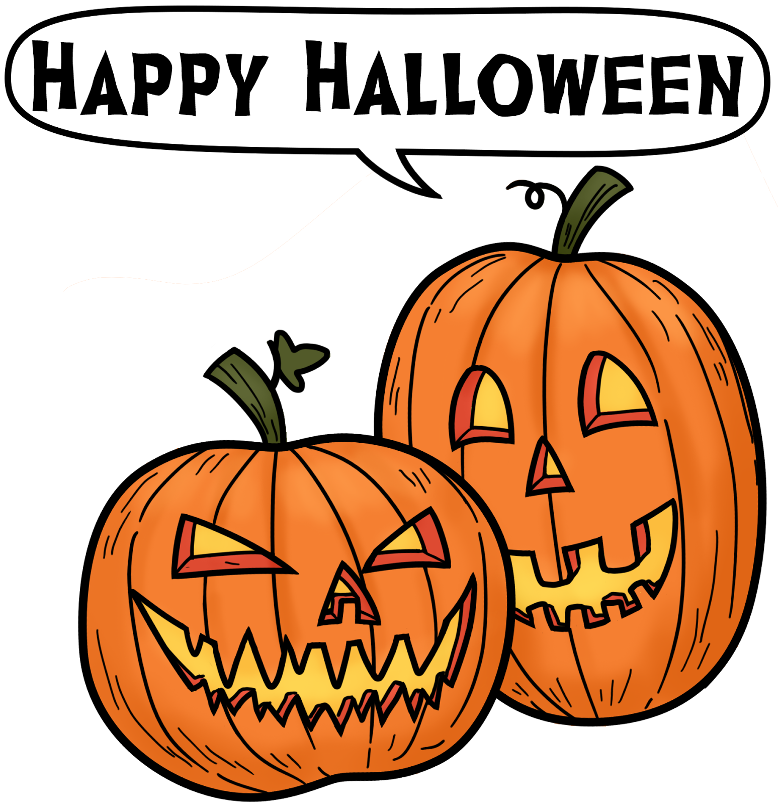 First halloween clipart picture library Kayness' Art Blog: Happy Halloween clipart picture library
