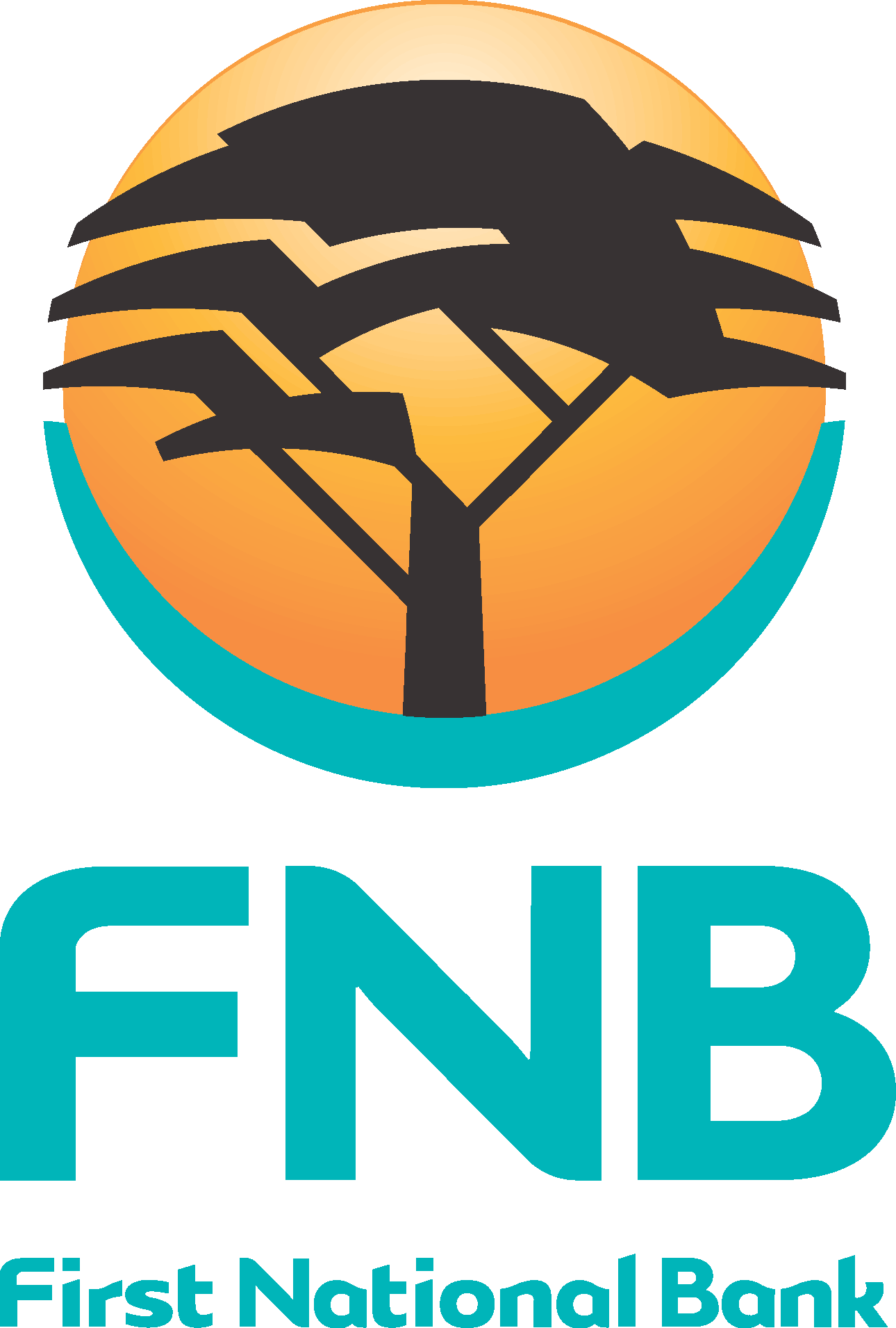 First national bank clipart vector freeuse stock FNB Bank [First National Bank] Vector Icon Template Clipart Free ... vector freeuse stock