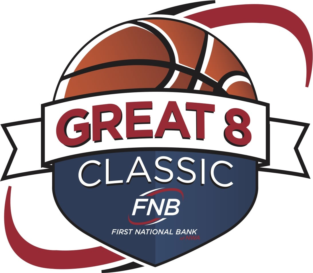 First national bank clipart clip freeuse library The First National Bank of NWA Great 8 Girls Basketball Classic ... clip freeuse library