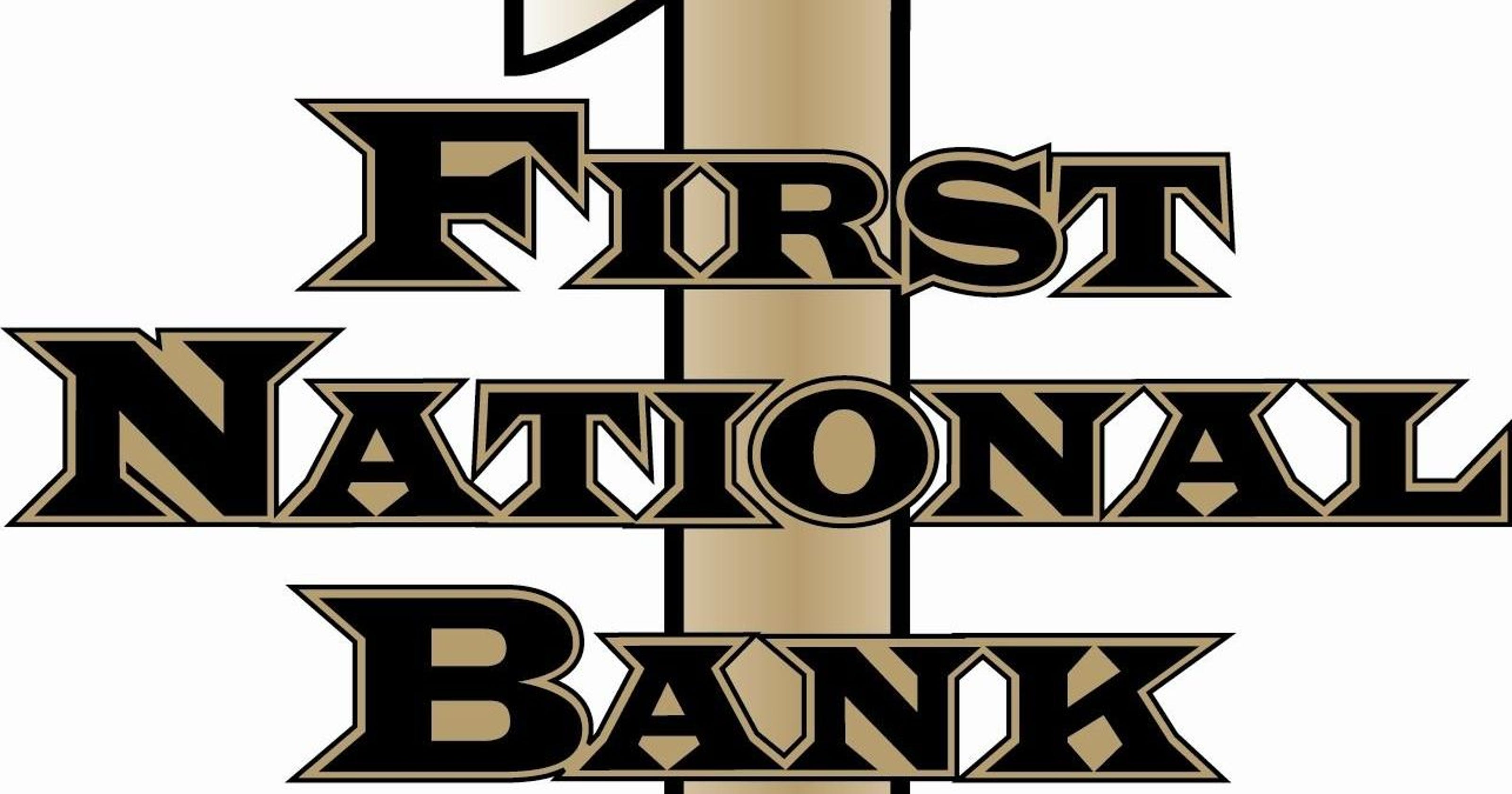 First national bank clipart png stock First National Bank name change reflects regional footprint png stock