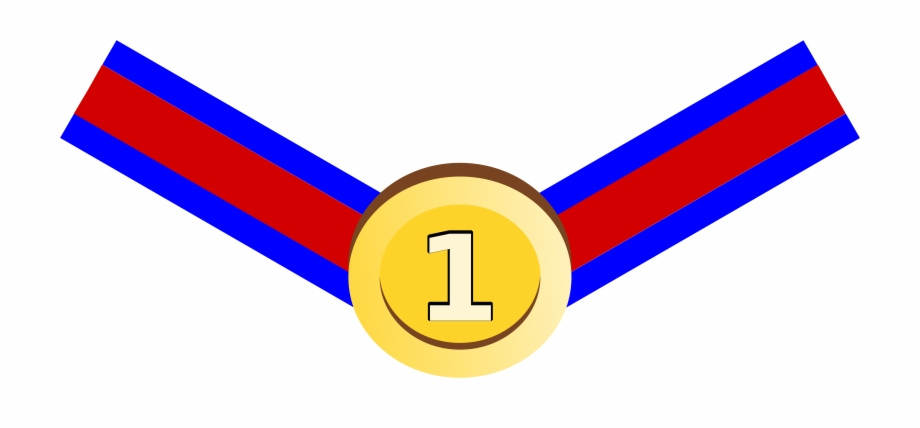 First place medal clipart clip freeuse download Gold Medal Award Prize Ribbon - First Place Medal Clipart Free PNG ... clip freeuse download