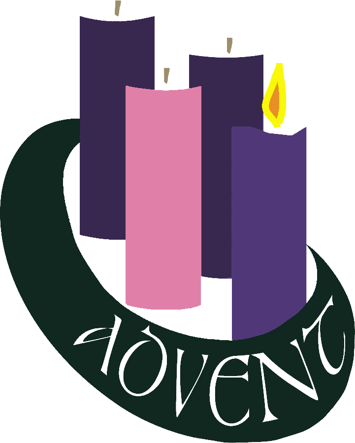 First sunday of advent 2017 clipart free download HD Clipart Advent Wreath Two Candles Lit - Advent Wreath First ... free download