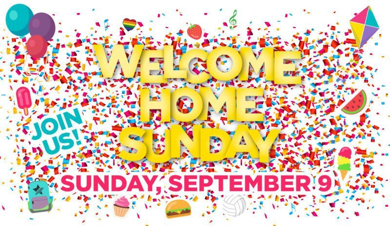 First sunday of the new year church clipart graphic free download September 9: Welcome Home Sunday and Boulder Pridefest - First United  Methodist Church graphic free download