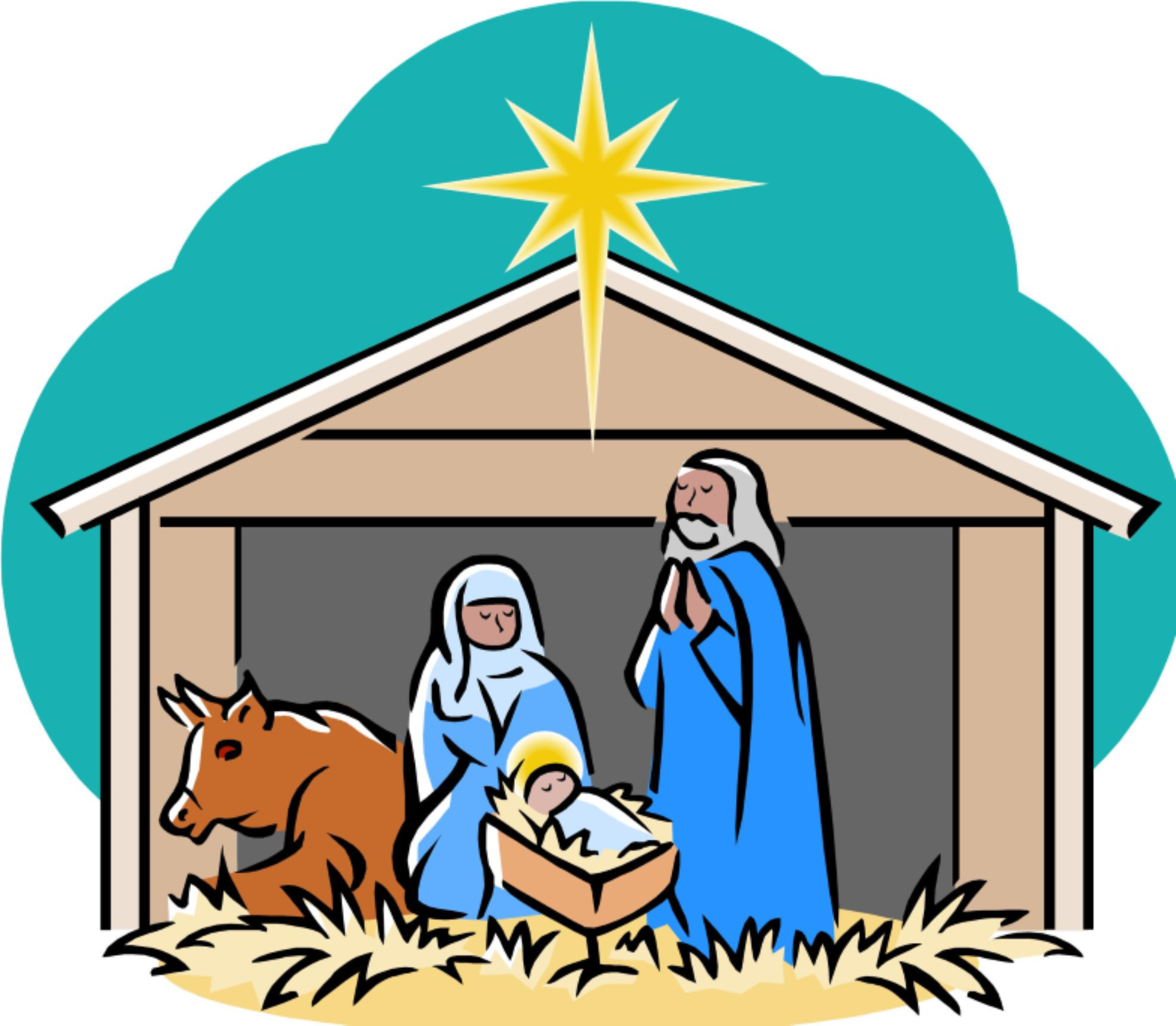 First sunday of the new year church clipart vector Church Activities Cliparts | Free download best Church Activities ... vector
