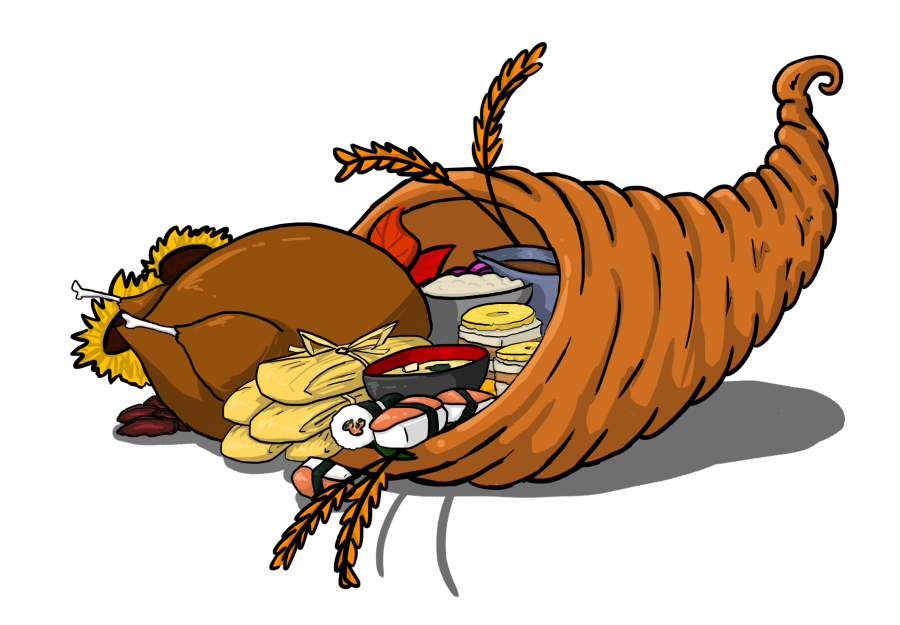 First thanksgiving dinner clipart clip library Cultural cornucopia – Cleveland Journal clip library