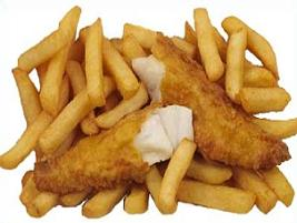 Fish and chips clipart free. Fries