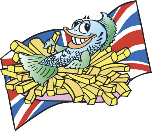 Fish and chips clipart free. Cliparts download clip art