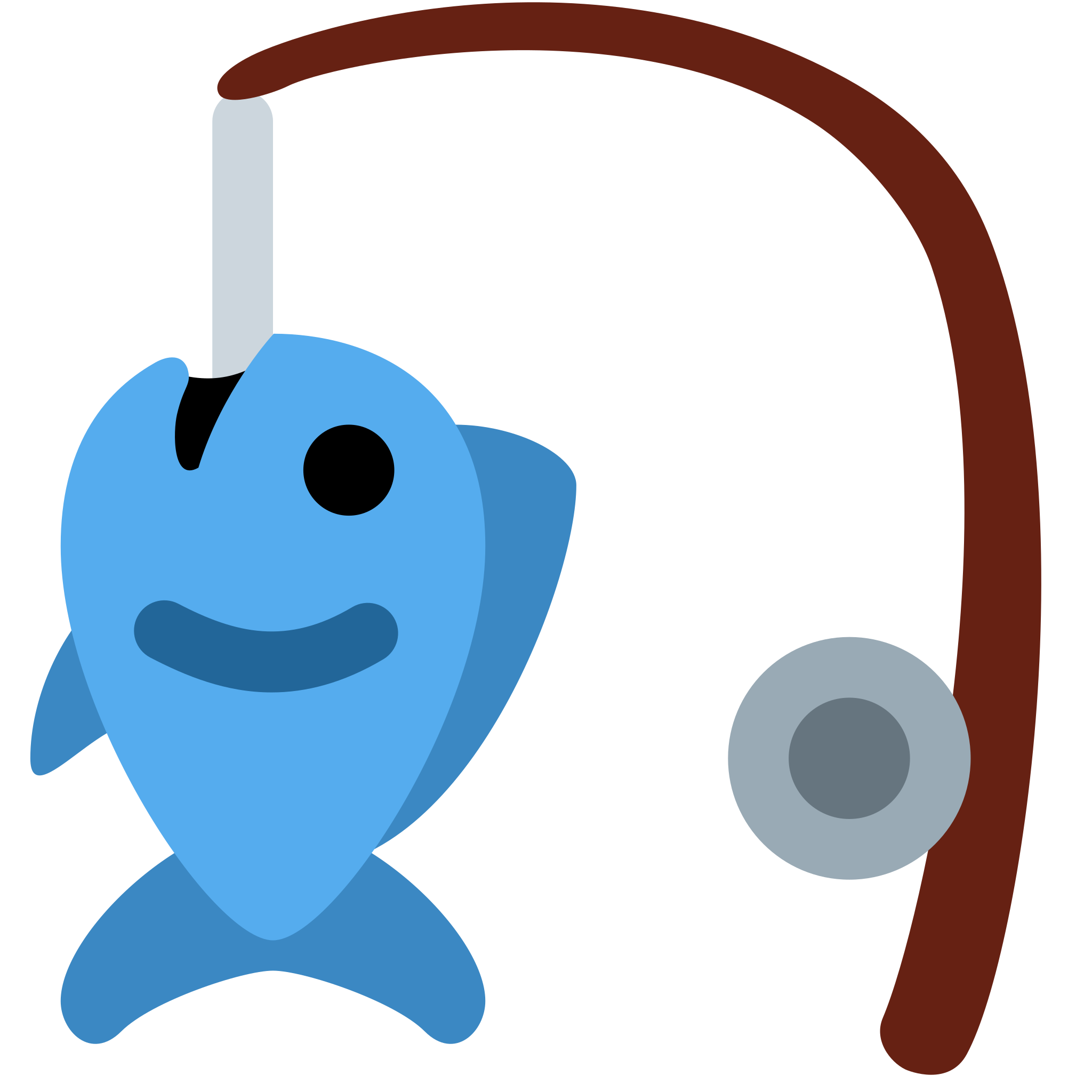 Fishing pole and fish clipart clip art free Fishing Pole With Fish – localbrush.info clip art free