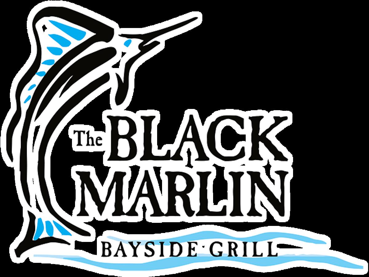 Fish and grits clipart. Black marlin express restaurant