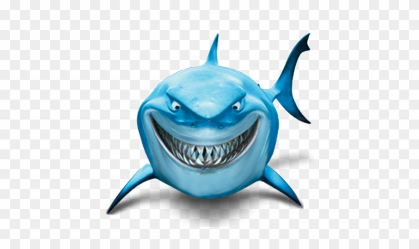 Fish are friends not food clipart png. Shark attack finding nemo