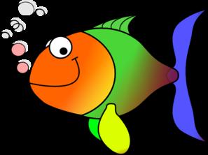 Fish art clipart clipart library download Comic Fish Clip Art at Clker.com - vector clip art online, royalty ... clipart library download