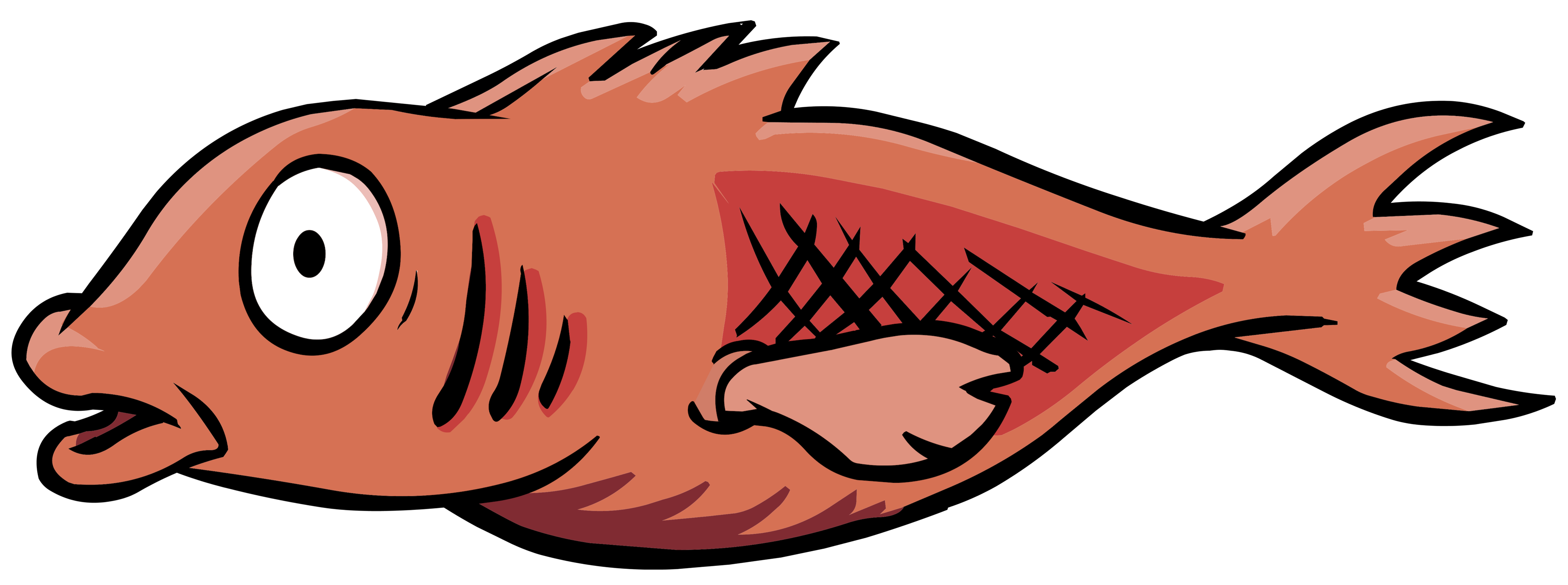 Fish being caught clipart clipart royalty free download Mullet | Club Penguin Rewritten Wiki | FANDOM powered by Wikia clipart royalty free download