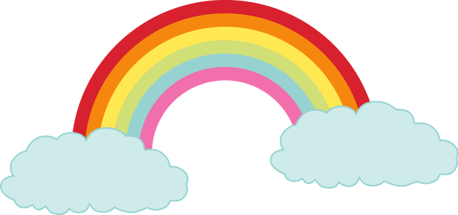 Sun& rainbow clipart free image Minus - Say Hello!   Star,Sun & Moon   Pinterest   Profile, Clip art ... image