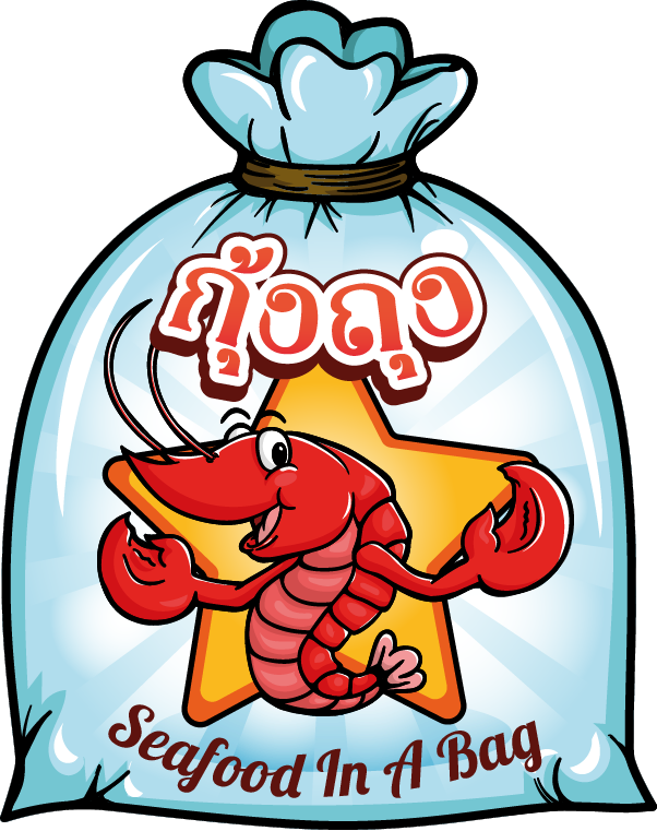 Fish boil clipart picture freeuse download GuungToong - Seafood in a Bag picture freeuse download